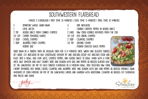 Blogger Digital Recipe Card - Whats Gaby Cooking Southwestern Fl